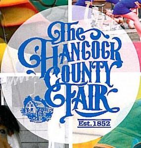 Hancock County Fair logo